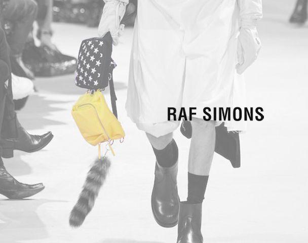 RAF SIMONS / コラボレーションアイテム入荷