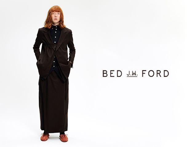 BED J.W. FORD / 新作アイテム入荷