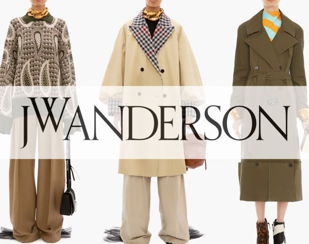 JW ANDERSON / 19AW新作アイテム入荷