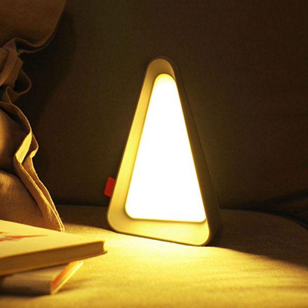 「■傾けると明るさが変わるライト?!」の写真