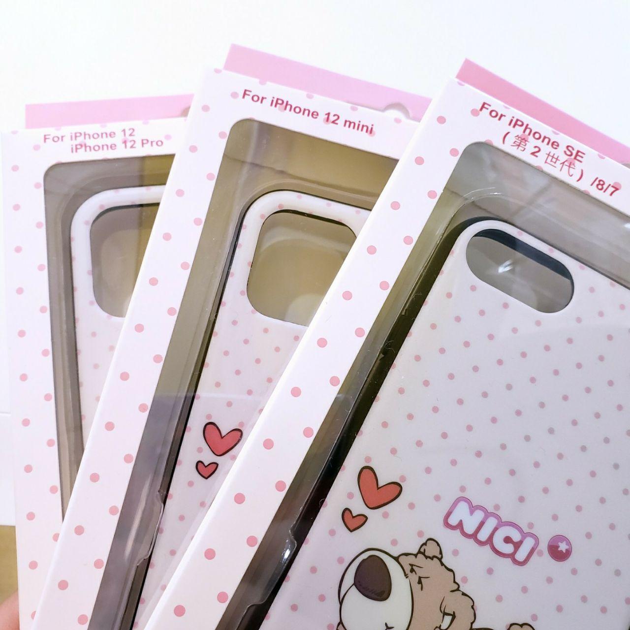 「新作!NICI iphoneケースが新登場☆【NICI iphoneスマホケース】」の写真