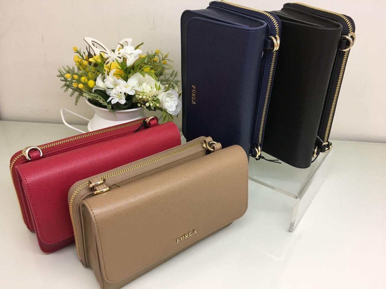 buy popular 4eb94 7aac5 フルラ ウォレットバック | 磐田店 | フィットハウス公式 ...