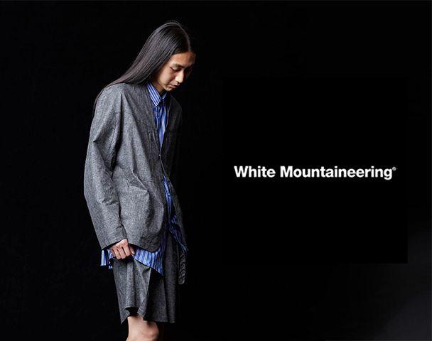 White Mountaineering/ 新作アイテム入荷