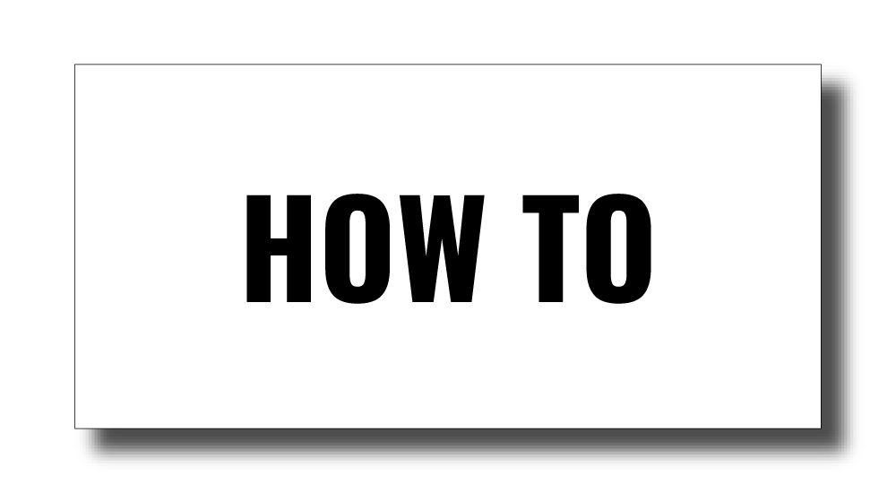 スノーボード「How to」情報