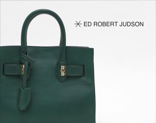 "ED ROBERT JUDSON / 21SSアイテム入荷 ""SMOOTHED COW MINI HAND BAG""​​​​​​​and more  ​​​​​​​​​​​​​​の写真"