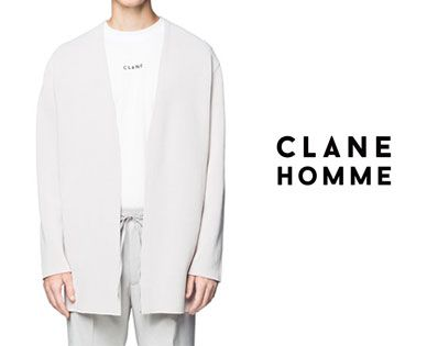 CLANE HOMME 2017SS 新着アイテム