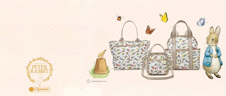 Peter Rabbit™×LeSportsac