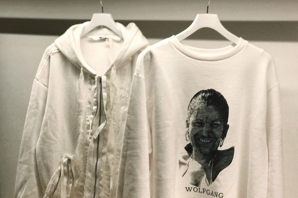 Midorikawa / White Sweatの写真