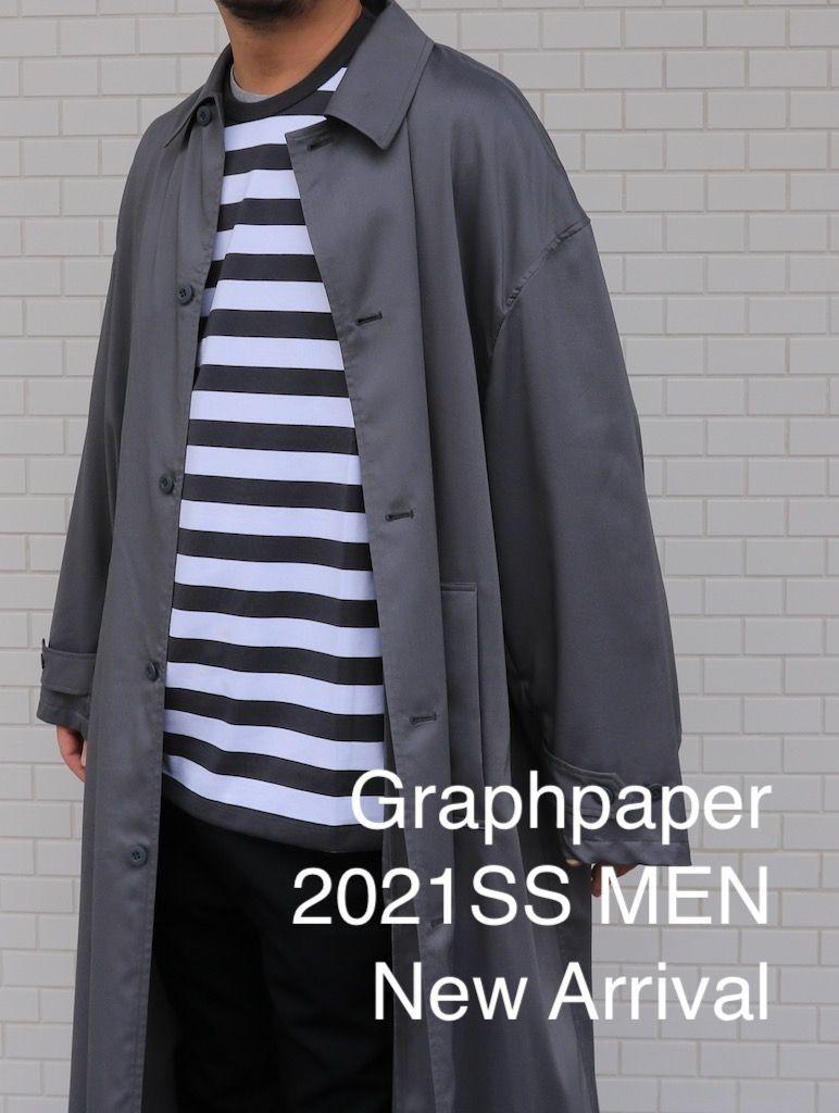 Graphpaper 2021SS MEN New Arrival (2021.1.23)の写真