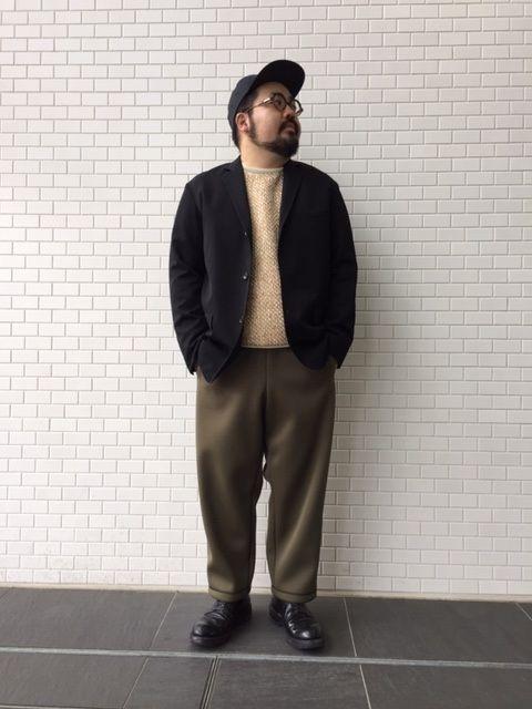 DIGAWELのBONDING PANTSの写真
