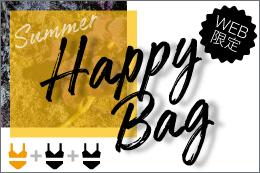 <Online Shop限定><br />お好きなドレスイージーブラ<br />が入る「HAPPY BAG」