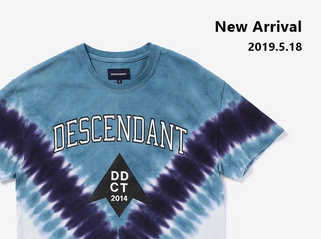 DESCENDANT New Arrival (2019.5.18)の写真