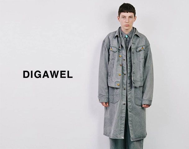 DIGAWEL / 新作アイテム入荷