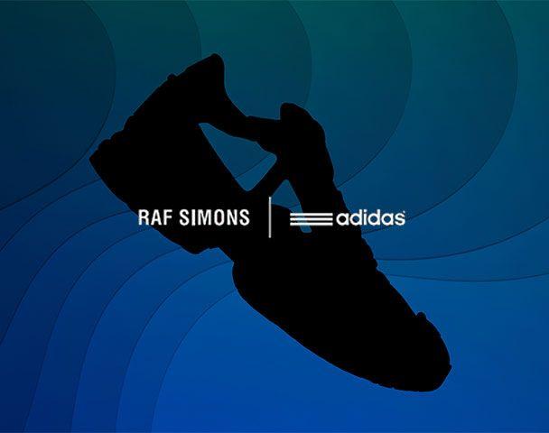 adidas by RAF SIMONS / 新作アイテム入荷