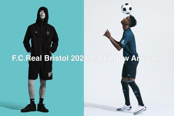 F.C.Real Bristol 2021.4.2 fri New Arrivalの写真