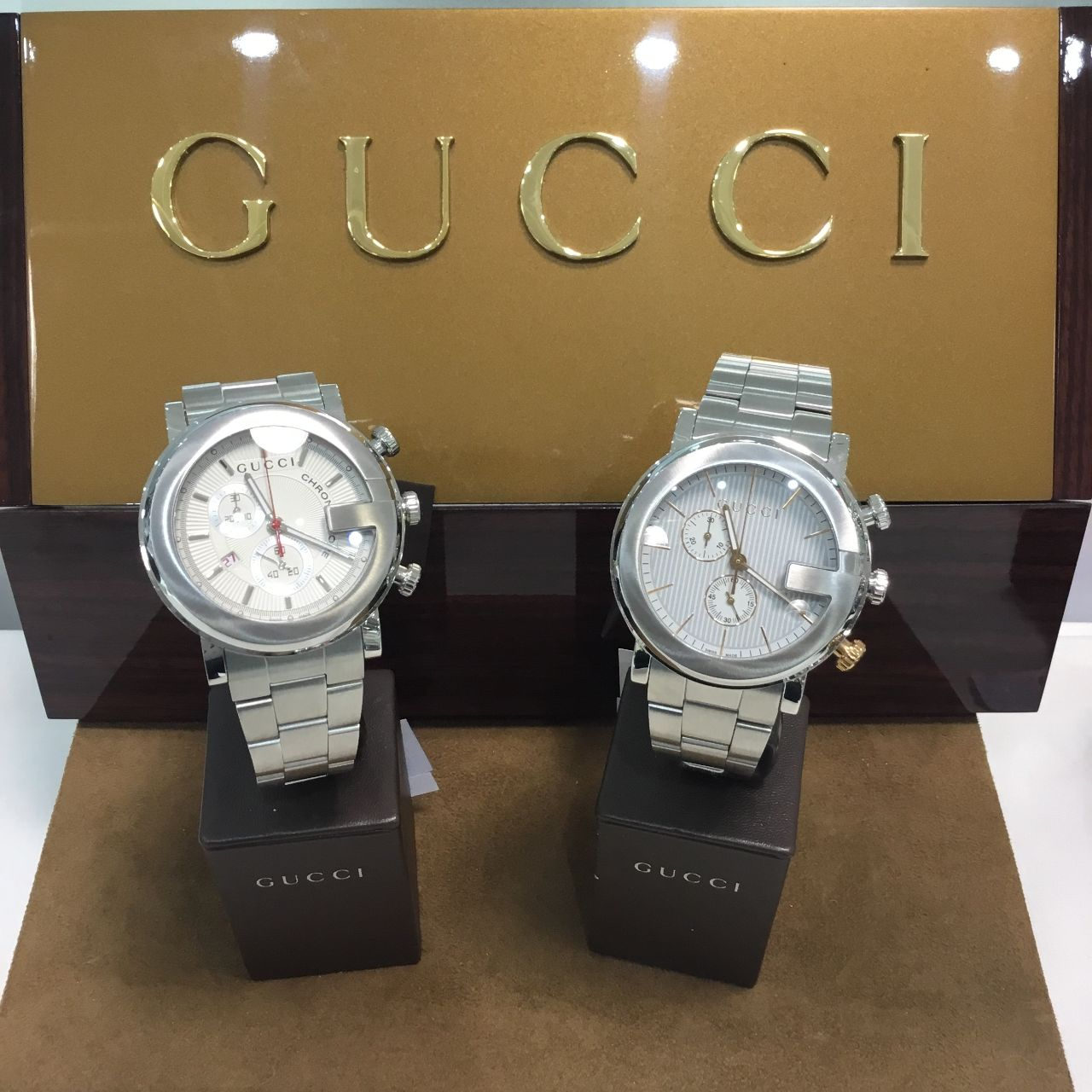 huge discount 9261e 61dc9 GUCCI時計が50%off! | ASBee FORUM イオンモール宇城店 | G ...