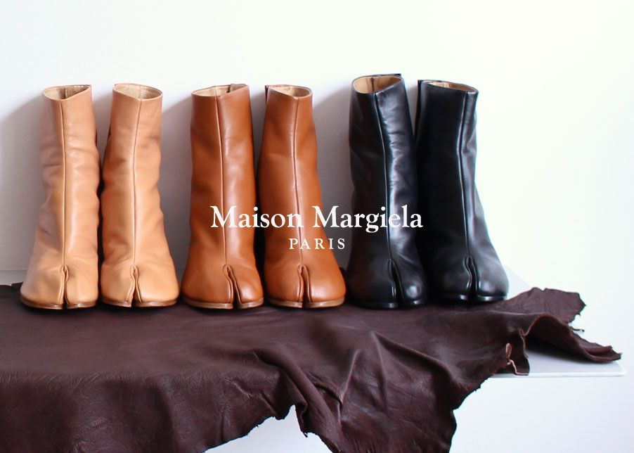 <Maison Margiela>Tabi Collectionの写真