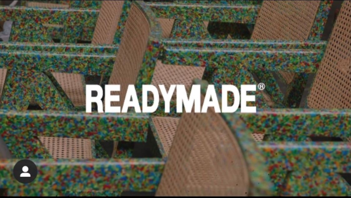READYMADE  - EASY CHAIR - の写真