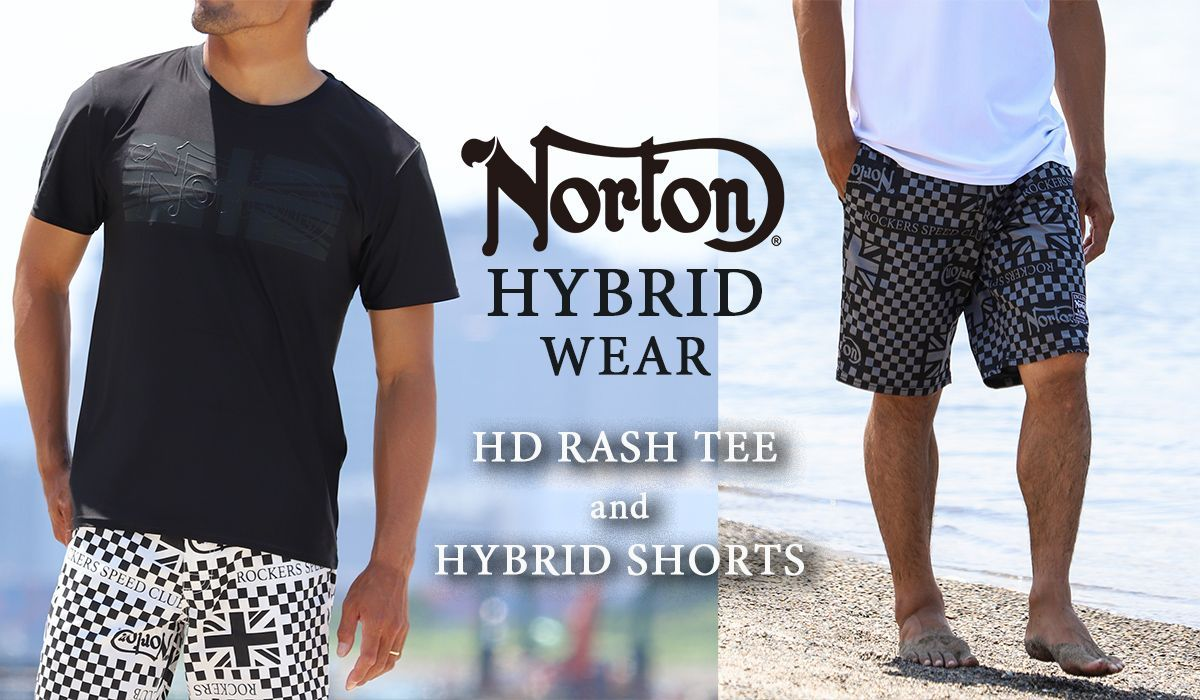 Norton HYBRID WEAR
