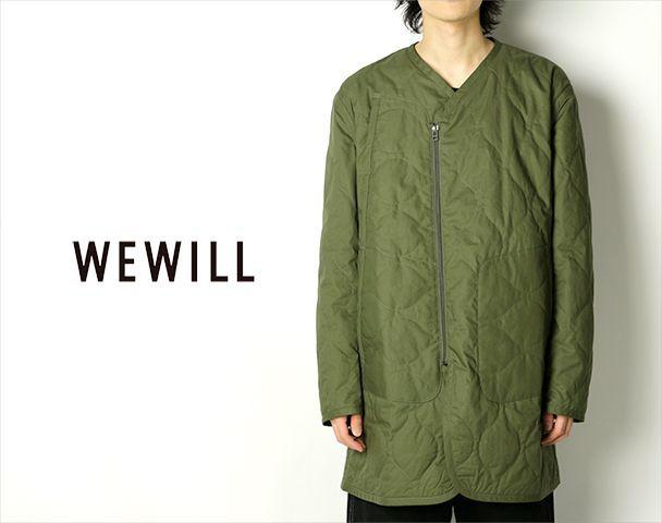 WEWILL / 新作アイテム入荷