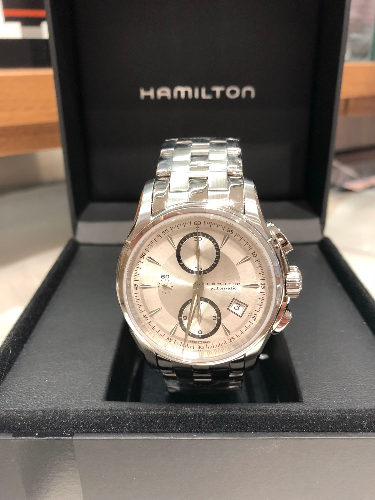 cheaper f3ff1 a9b18 HAMILTON☆ハミルトン腕時計 | アクアウォーク大垣店 | フィット ...