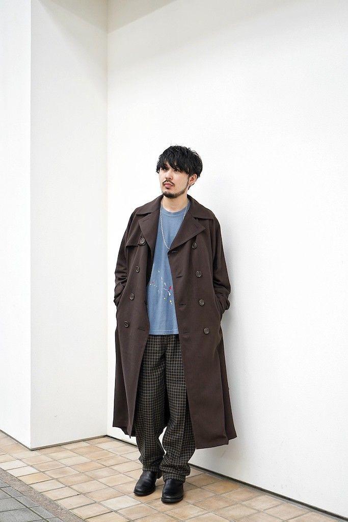 mill / REMODEL L/S T-SHIRT 【 style sample 2 】の写真