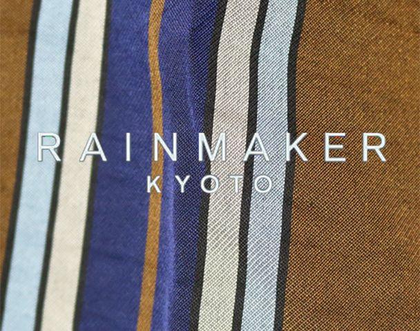 RAINMAKER / 新作アイテム入荷