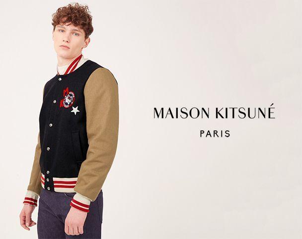 MAISON KITSUNE / 新作アイテム入荷