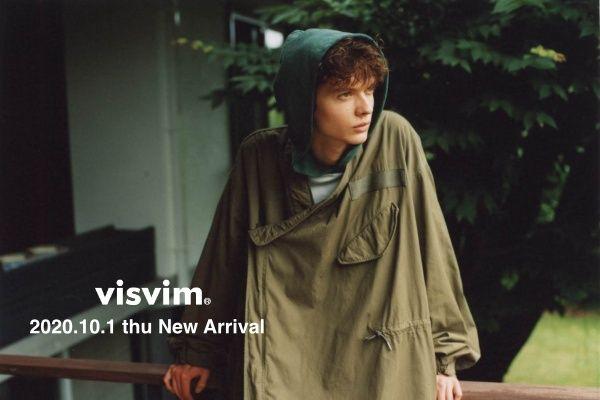 visvim  2020.10.1 thu New Arrivalの写真
