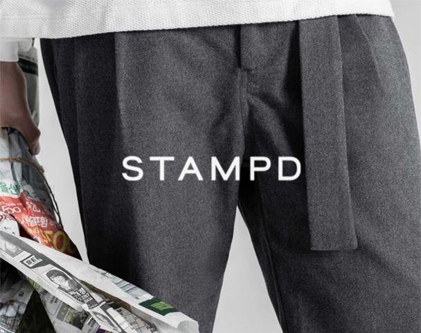 "STAMPD  / 新作アイテム入荷 ""Berlin Trouser""andmoreの写真"