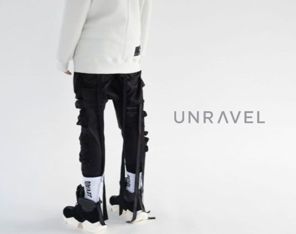 """UNRAVEL PROJECT / 新作アイテム入荷 """"COT MULTI POCKETS CARGO PANTS"""" and moreの写真"""