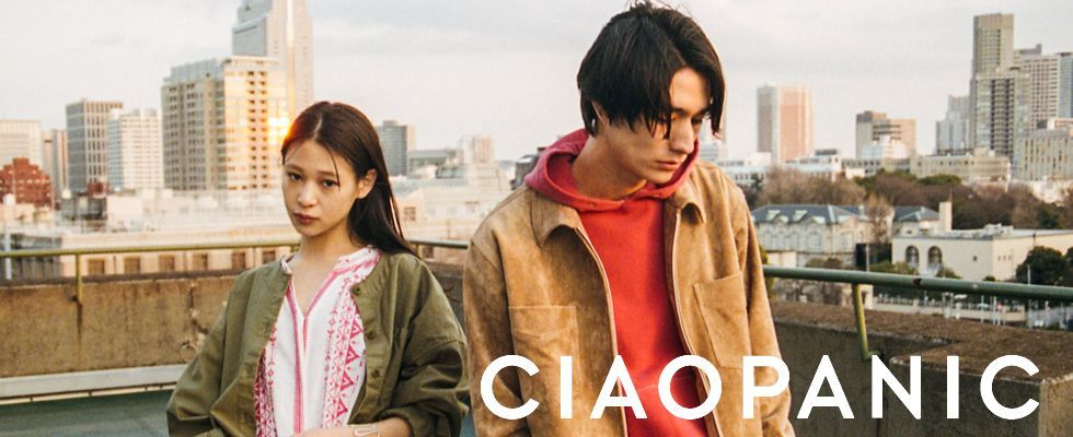 CIAOPANIC 2018 Spring Summer LOOK BOOK