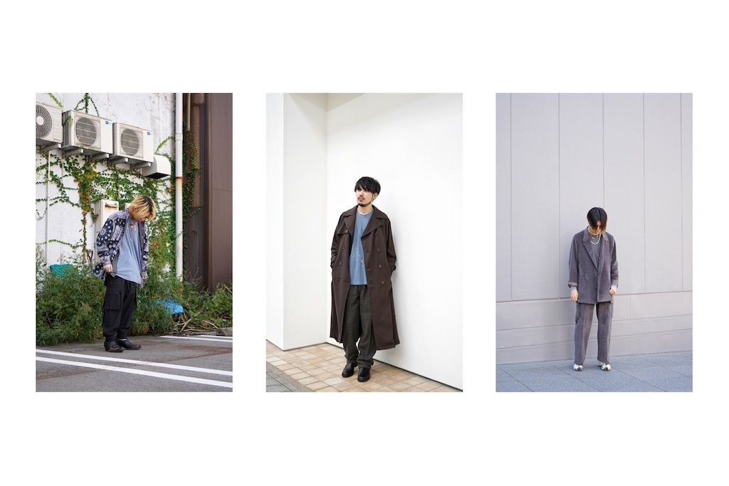 mill / REMODEL L/S T-SHIRT 【 style sample 】の写真