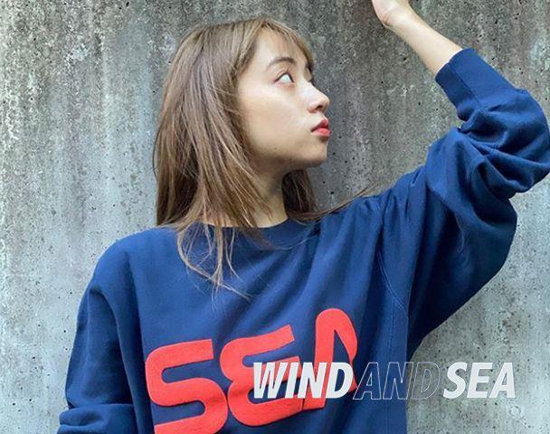 WIND AND SEA / 新作アイテム入荷