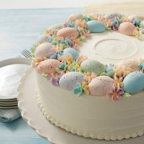 「ドロップフラワーでお花いっぱいケーキを飾りましょう!」の写真