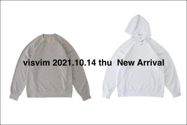 visvim 2021.10.14 thu  New Arrivalの写真