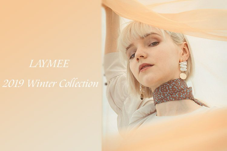 LAYMEE 2019 Winter Collectionの写真