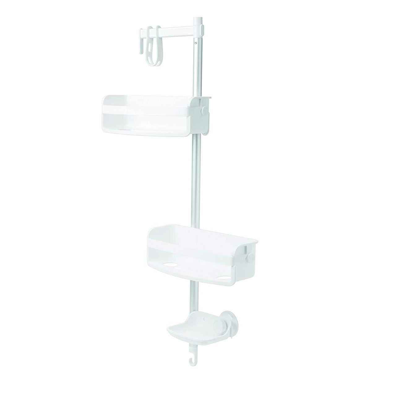 e433928db8da Umbra Flipside Flex Pole Shower Caddy(フリップサイド シャワーキャディー)