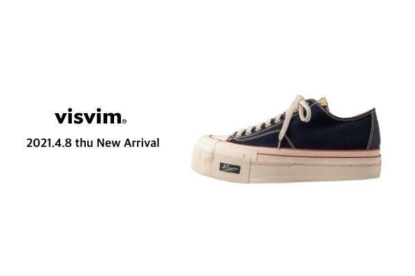 visvim 2021.4.8 thu New Arrivalの写真