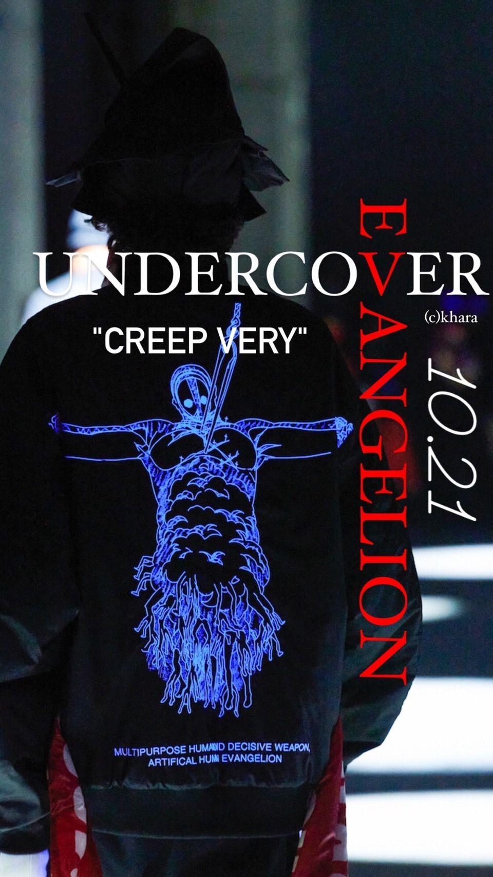 UNDERCOVER×新世紀エヴァンゲリオン/ Deliveryの写真