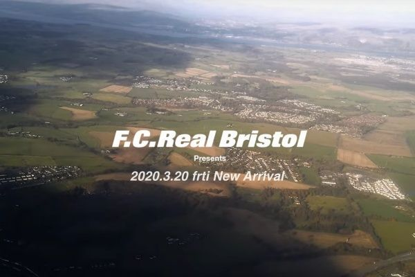 F.C.Real Bristol  2020.3.29 fri New Arrivalの写真